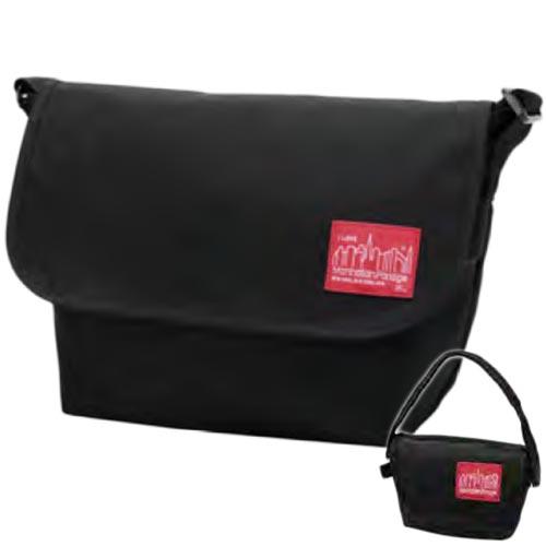 マンハッタンポーテージ Manhattan Portage カジュアル メッセンジャー バッグ Casual Messenger Bag ブラック Mサイズ MP1606JR-35TH