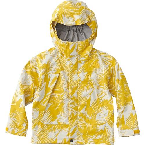 ノースフェイス THE NORTH FACE キッズ ノベルティードットショットジャケット Novelty Dot Shot Jacket パルムイエロー NPJ11620 PY ジュニア