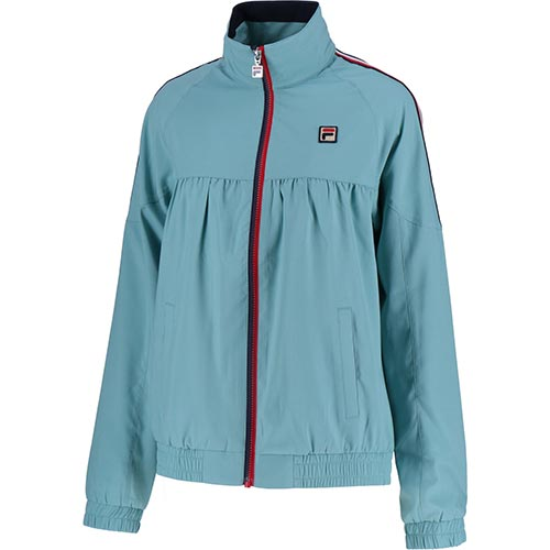 フィラ FILA レディース テニス ウインドアップジャケット ミネラルブルー VL1910 12