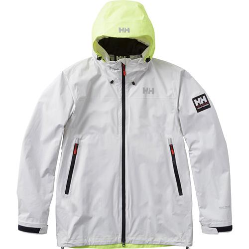 ヘリーハンセン HELLY HANSEN メンズ アウター アルヴィースライトジャケット Alviss Light Jacket ホワイト HH11800 W