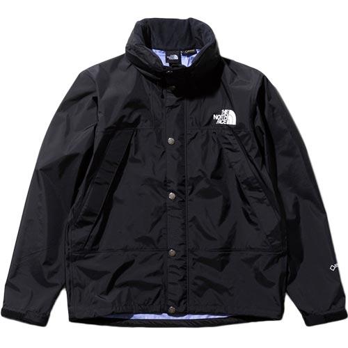 ノースフェイス THE NORTH FACE メンズ マウンテンレインテックスジャケット Mountain Raintex Jacket ブラック NP11935 K