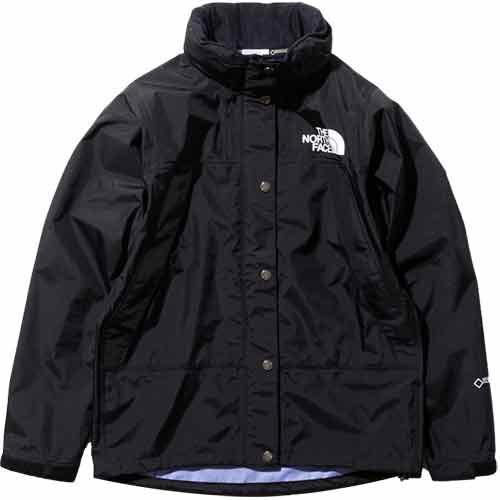 ノースフェイス THE NORTH FACE レディース マウンテンレインテックスジャケット Mountain Raintex Jacket ブラック NPW11935 K