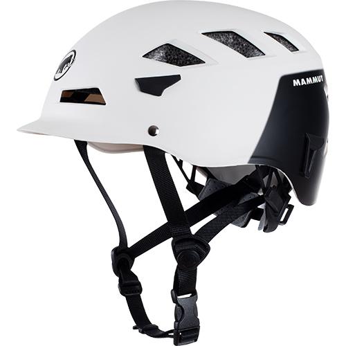 マムート MAMMUT クライミング ヘルメット El Cap ホワイト/ブラック 2030-00091-0246