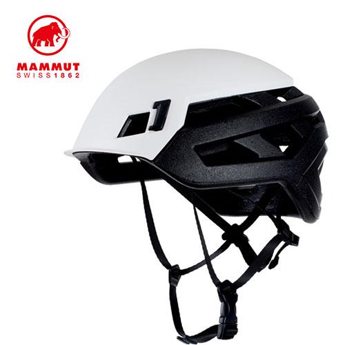 マムート MAMMUT クライミング ヘルメット Wall Rider ホワイト 2030-00141-0243