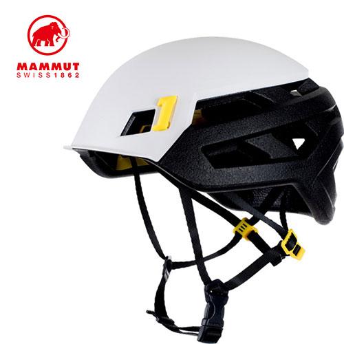 マムート MAMMUT クライミング ヘルメット Wall Rider MIPS ホワイト 2030-00250-0243