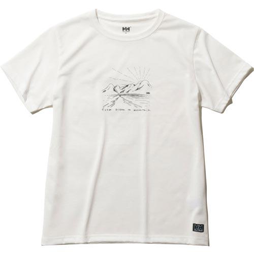 カットソー 【Helly Hansen Lomma Short Sleeve Tee 6287 トップス Tシャツ レディース ヘリーハンセン