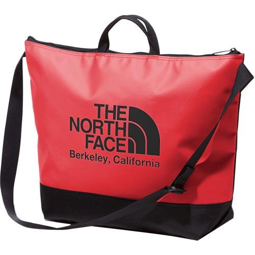 ノースフェイス THE NORTH FACE BCショルダートート BC Shoulder Tote TNFレッド NM81958 TR