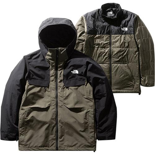 ノースフェイス THE NORTH FACE レディース フォーバレルトリクライメイトジャケット Fourbarrel Triclimate Jacket ニュートープ NS61904 NT
