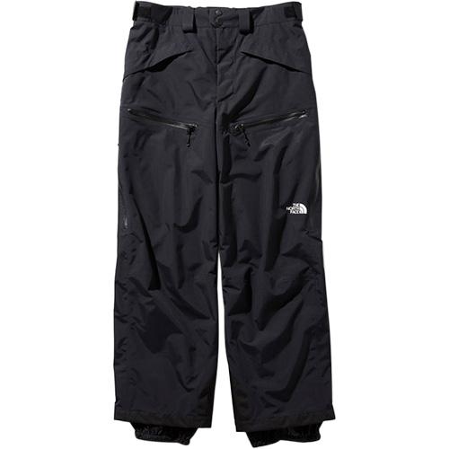 ノースフェイス THE NORTH FACE レディース パウダーフローパンツ Powderflo pants ブラック NS61906 K