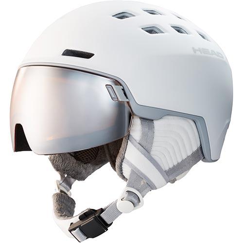 ヘッド HEAD レディース スキー ヘルメット RACHEL ホワイト M/L 323509
