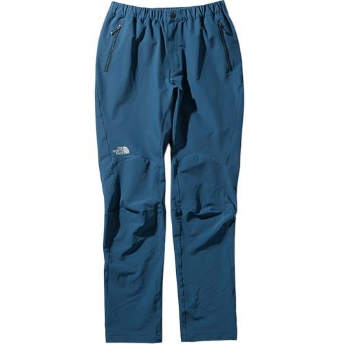 ノースフェイス THE NORTH FACE レディース アルパインライトパンツ Alpine Light pants ブルーウィングティール NTW52927 BT