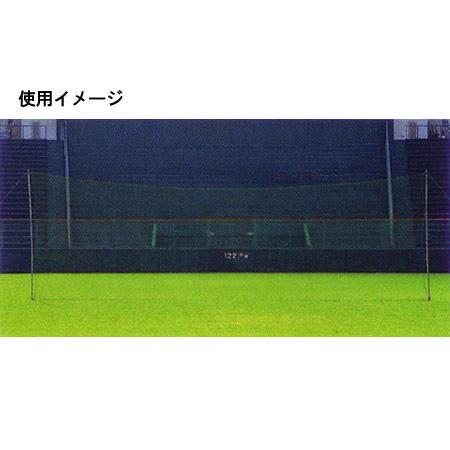 ミズノ MIZUNO バックネット 2NA311