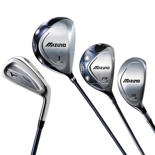 ミズノ mizuno ゴルフクラブ ジュニアモデル 10本組 1W、FW、U5、I6-I9、PW、SW、パター 140タイプ 5KJBS20428 ジュニア キッズ