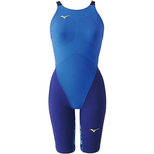 ミズノ MIZUNO レディース 競泳水着 MX-SONIC G3 ハーフスーツ ブルー N2MG8712 27