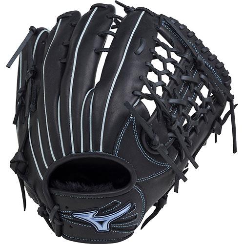 ミズノ MIZUNO 野球 軟式用グローブ ダイアモンドアビリティクロス 高山型/サイズ14 ブラック 1AJGR18607 09