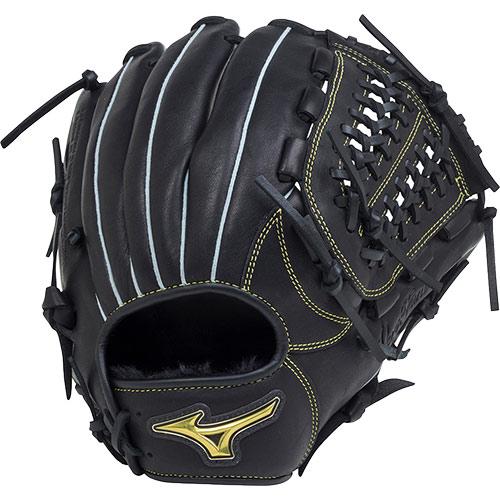 ミズノ MIZUNO 野球 軟式用グローブ ベリフニ 右投げ用 サイズ10 ブラック 1AJGR18810 09