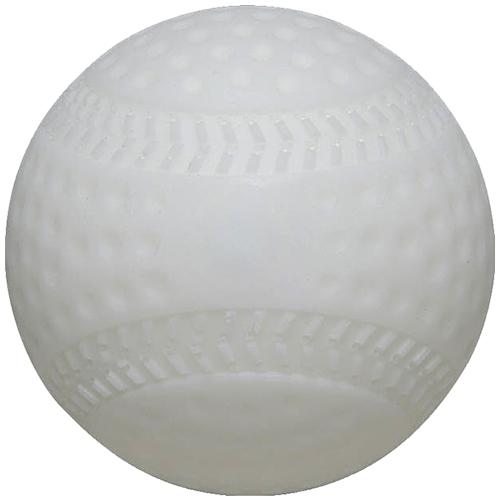 ミズノ MIZUNO 野球 マシン用練習球 軟式用 ポリウレタンボール 12P 16JBR100 00