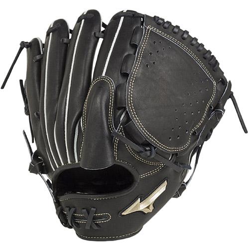 ミズノ MIZUNO 野球グローブ 硬式用 グローバルエリート H Selection00 投手用 サイズ11 ブラック 1AJGH20501 09