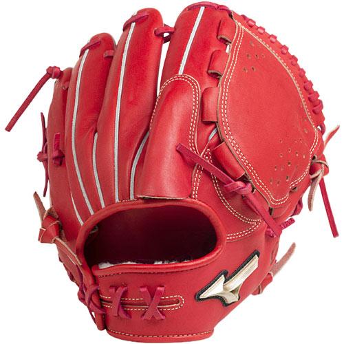 ミズノ MIZUNO 野球グローブ 硬式用 グローバルエリート H Selection00 投手用 サイズ11 ラディッシュ 1AJGH20501 70