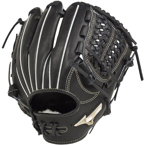 ミズノ MIZUNO 野球グローブ 硬式用 グローバルエリート H Selection00 内野手用 サイズ8 ブラック 右投げ用 1AJGH20503 09