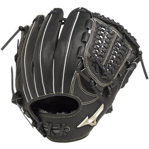 ミズノ MIZUNO 野球グローブ 軟式用 グローバルエリート H Selection00 内野手用 サイズ8 ブラック 右投げ用 1AJGR20503 09