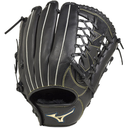 ミズノ MIZUNO 野球グローブ 軟式用 セレクトナイン 外野手向け サイズ14 ブラック 1AJGR20807 09