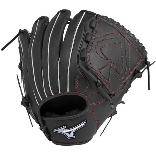 ミズノ MIZUNO グローブ ソフトボール用 ファンラップef オールラウンド用 サイズ11 ブラック 1AJGS20510 09