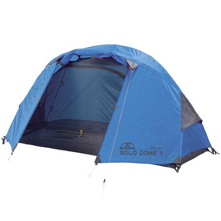 バンドック BUNDOK キャンプ テント ソロドーム 1 BDK-08