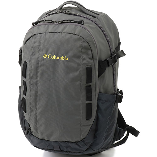 Columbia コロンビア ペッパーロック 23L バックパック Pepper Rock Backpack Grey Ash PU8314 021