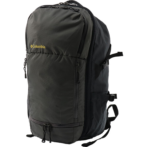 Columbia コロンビア ペッパーロック 33L バックパック Pepper Rock Backpack Grey Ash PU8335 021