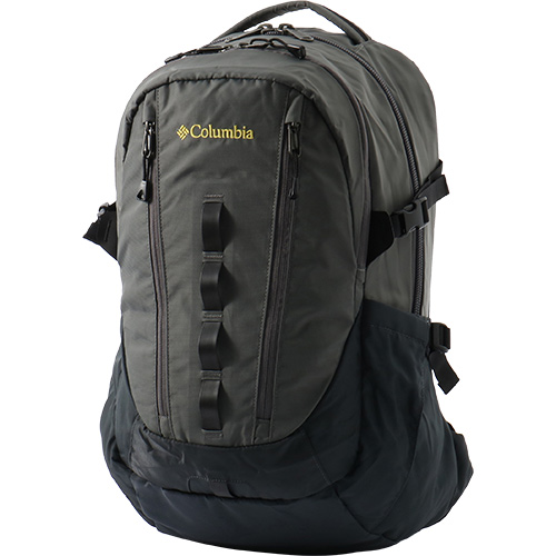 Columbia コロンビア ペッパーロック30Lバックパック Pepper Rock 30L Backpack グレーアッシュ PU8313 021