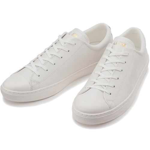CONVERSE コンバース メンズ スニーカー レザー オールスター クップ OX LEATHER ALL STAR COUPE OX ホワイト 31301810