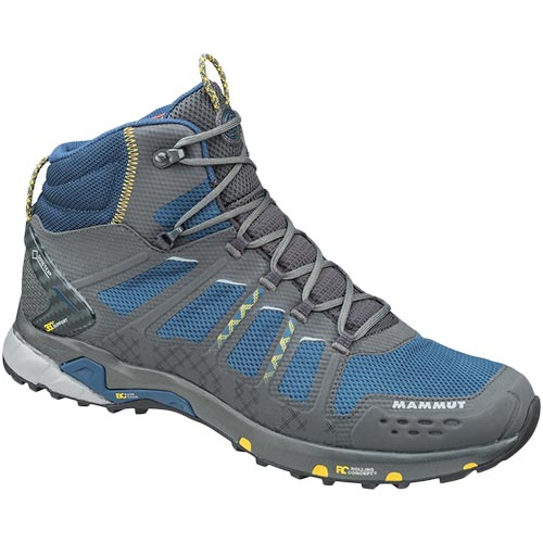 マムート MAMMUT メンズ T Aenergy Mid GTX Men graphite-orion 00035 3020-05610
