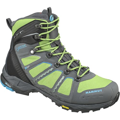マムート MAMMUT レディース T Aenergy High GTX Women 4989 light sherwood-graphite 3020-05580