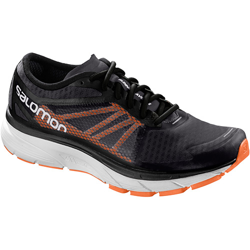 サロモン SALOMON ソニックRA SONIC RA PHANTOM/BLACK/SHOCKING ORANGE L40241900 メンズ