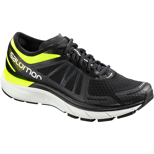 SALOMON サロモン ソニックRAマックス SONIC RA MAX SAFETY YELLOW/BLACK/BLUE BIRD L40017200 メンズ