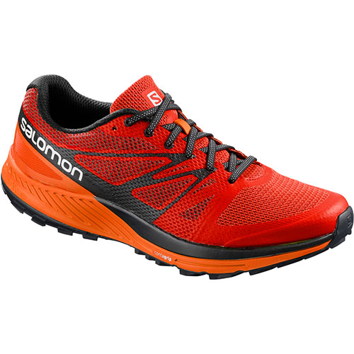 サロモン SALOMON センスエスケープ SENSE ESCAPE FIERY RED/SCARLET IBIS/BLACK L40091700 メンズ