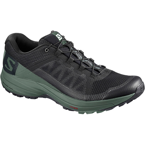サロモン SALOMON XAエレベート XA ELEVATE BLACK/BALSAM GREEN/BLACK L40135900 メンズ
