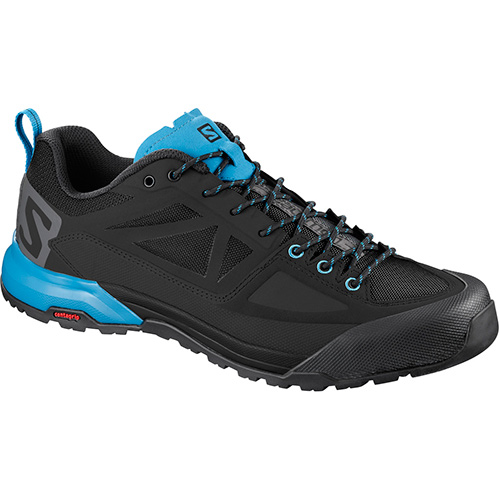 サロモン SALOMON Xアルプスプライ X ALP SPRY BLACK/MAGNET/HAWAIIAN SURF L40150400 メンズ