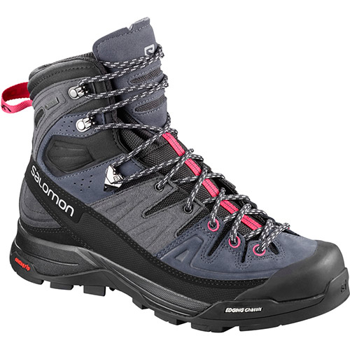 サロモン SALOMON レディース XアルプハイLTRゴアテックス X ALP HIGH LTR GORE-TEX W CROWN BLUE/GRAPHITE/VIRTUAL PINK L40165600