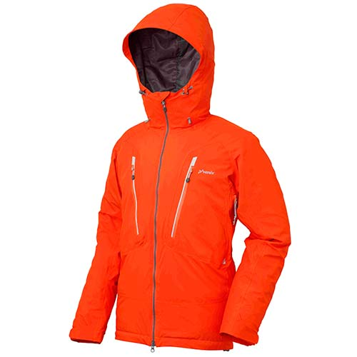フェニックス phenix Elbert Jacket ORANGE PH452OT11 メンズ
