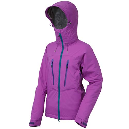 フェニックス phenix Sierra Jacket PURPLE PH462OT68 レディース