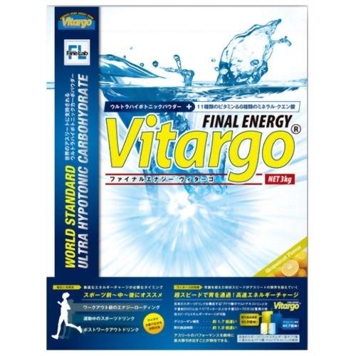 ファインラボ ファイナルエナジー ヴィターゴ Vitago 3kg グレープフルーツ