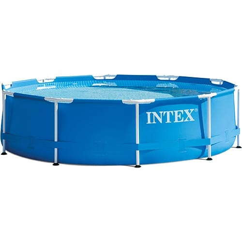 INTEX インテックス メタルフレームプール 305×76cm 28200