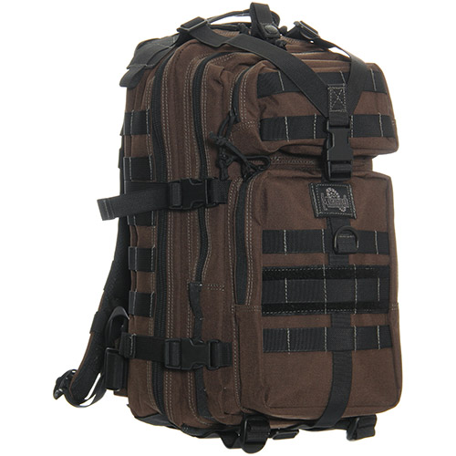 MAGFORCE マグフォース Falcon2 Backpack DARKBROWN MF-0513