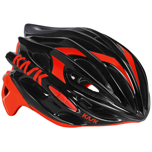 KASK カスク ヘルメット MOJITO モヒート BLK/RED