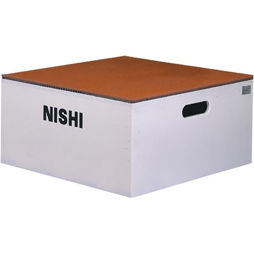 【特殊送料】ニシスポーツ NISHI プライオボックス II 30cm T6904A