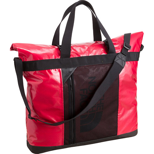 THE NORTH FACE ノースフェイス バッグ ルラーデントート Rouladen Tote TNFレッド NM81858 TR