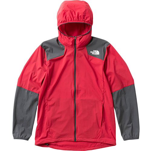 THE NORTH FACE ノースフェイス メンズ アウター エニータイムウィンドフーディ Anytime Wind Hoodie レージレッド NP71877 RR