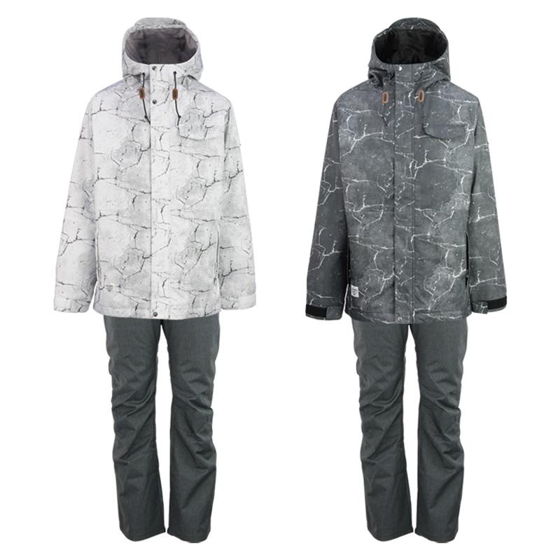 2020-2021新作 スノーボードウェア 公式通販 ONYONE 新作 人気 オンヨネ OTS93101PD パンツ メンズ ジャケット 上下セット